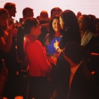 Meeting Sheryl Sandberg, Los Angeles 2014
