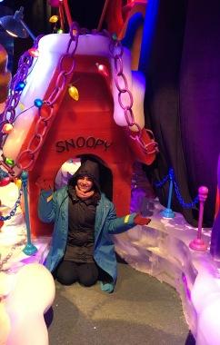 Sophia Paradela at ICE!, December 2016