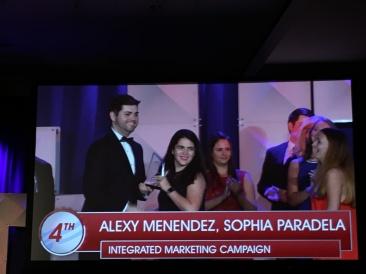 Sophia Paradela & Alexy Menendez, June 2016